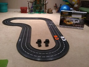 DMX Racer Slot car racing