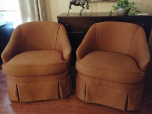 """Fairfield"" Tub Chairs"