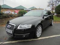 Audi A6 Avant 2.0 TDI 5dr (CVT)£8,599 NO FINANCE PROPOSAL REFUSED 2008 (58 reg),