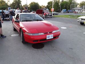 Eagle Talon 1990  (one owner)