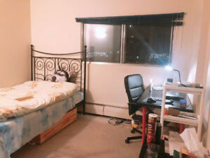 a room need to lease as soon as possible