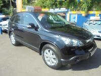 2009 09 HONDA CR-V 2.2 CDTI SE PLUS 4X4 IN BLACK # LOW MILEAGE EXAMPLE #
