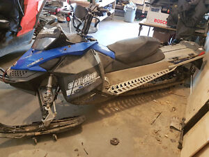 "2010 skidoo summit 146"" 1847miles North Battleford"