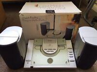 Bush CD/Radio player with speakers