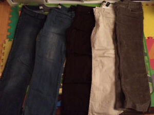 Women's clothes jeans and pants (12/13)