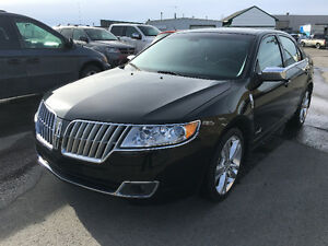2012 Lincoln MKZ only 103Km, asking $13300