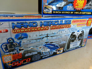 "Nano Hercules 10"" R/C Copters - 4 Available - Just $15.00 each Kitchener / Waterloo Kitchener Area image 4"