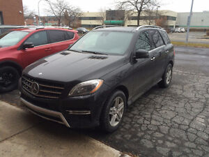 2013 Mercedes-Benz ML350 BlueTEC 2013
