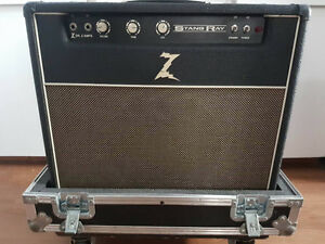 Dr Z StangRay 112 Handwired amp (includes extra 2x12 cab)