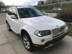 2010 BMW X 3 3.0i PANO ROOF,MEMORY HEATED SEATS,HEATED STEERING