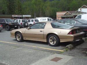 Pristine 1985 Z28 Camaro