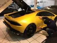Car wrapping/window tinting/paint protection//sign writting(bmw,audi,mercedes,honda,vauxhall,ford)