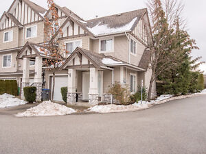 Beautiful Townhome in Cloverdale