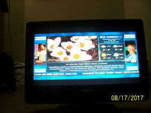 Flat Screen Philips TV