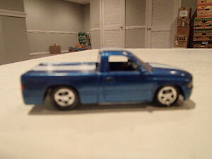 Loose Blue Metallic 1999 '99 DODGE RAM SST by JOHNNY LIGHTNING Sarnia Sarnia Area image 1
