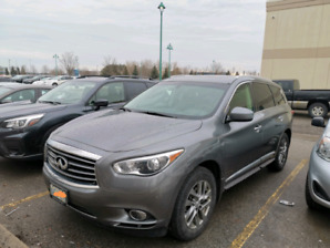 2015 Infinity QX60 Leath AWD Towing