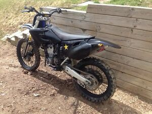 Yz250f cash or trade