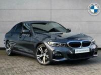 2019 BMW 3 Series 320d M Sport Saloon Saloon Diesel Automatic