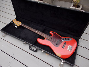 2010 Fender Road Worn Jazz bass