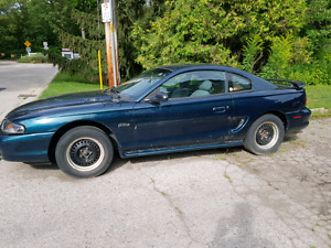 1996 Ford Mustang 4.6l V8 for sale