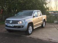 Volkswagen Amarok 2.0BiTDi ( 163PS ) ( 3.17t ) Highline 4MOTION Select 2012.