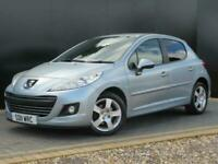 2011 Peugeot 207 1.6 VTi Sport Tiptronic 5dr Hatchback Petrol Automatic