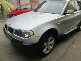 BMW X3 2.5i auto 2005MY Sport