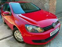 2009 VW Volkswagen Golf 1.6 TDi S 5dr * FULL SERVICE HISTORY*ONE OWNER FROM NEW*