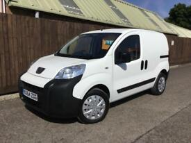Peugeot Bipper 1.3HDi 75 S**LOW MILES ONLY 29,000 FROM NEW**FSH*