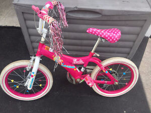 Barbie Bike in perfect condition St. John's Newfoundland image 1