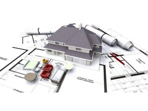 Blueprint renovations contracting and handyman services in cad design drafting service for citys permit malvernweather Gallery