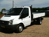 Ford Transit 350 2.4TDCi 115PS 6 SPEED ONESTOP TIPPER 2010