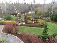 Halifax landscaping and lawn mowing