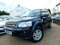 2011 11 Land Rover Freelander 2 2.2 TD4 XS 5dr - RAC DEALER