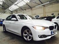 2012 BMW 3 Series 2.0 320d EfficientDynamics Saloon 4dr Diesel Automatic