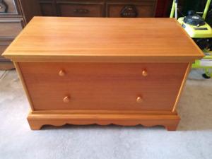 Storage chest cedar lined