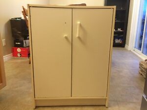 Used mini pantry cabinet