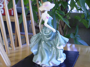 "Royal Doulton Figurine "" Best Wishes "" - HN3971 Kitchener / Waterloo Kitchener Area image 3"