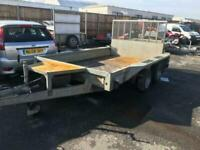 ifor williams DIGGER TRAILER 3.5T PLANT TRACTOR