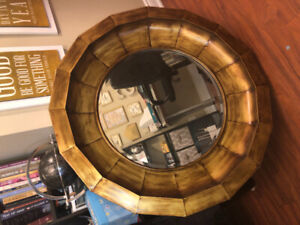Large scale industrial mirror
