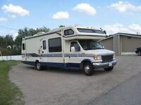 Red Lake Ontario, Tripple E 29' Motorhome Diesel