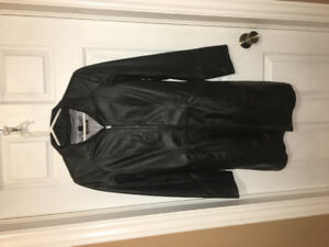 Womens Danier Leather Jacket