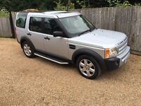 Land Rover discovery 3 2.7 td HSE