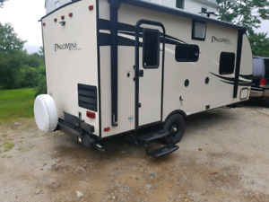 2016 palomino travel trailer 181 fbs