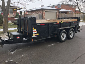 Trailer,14 Ft (contact-6476383856)