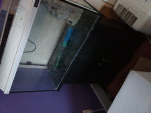 Aquarium 35 gallon a vendre