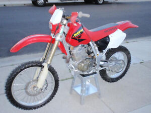 XR400 front end