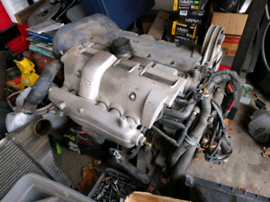 """2004 S60R engine and 18"""" pegs"""