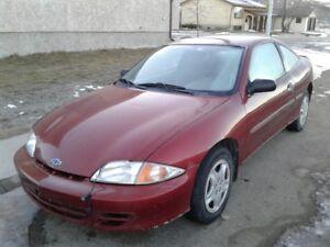 2000 Chev Cavalier