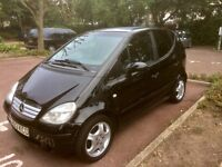 Mercedes A Class A160 LOW MILEAGE and 8 month MOT